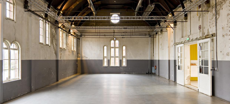 Machinegebouw - Westergas 2
