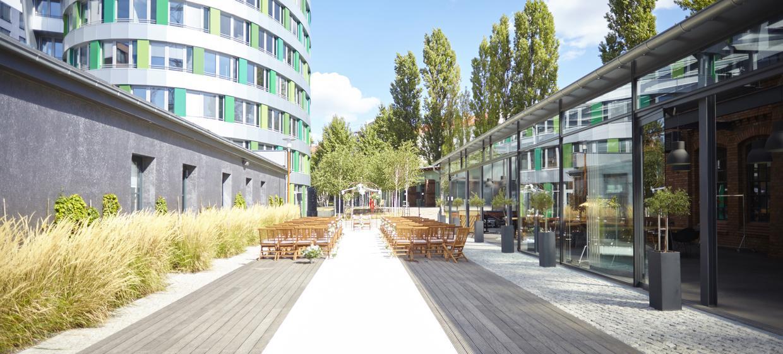 Euref-Campus: Schmiede 9