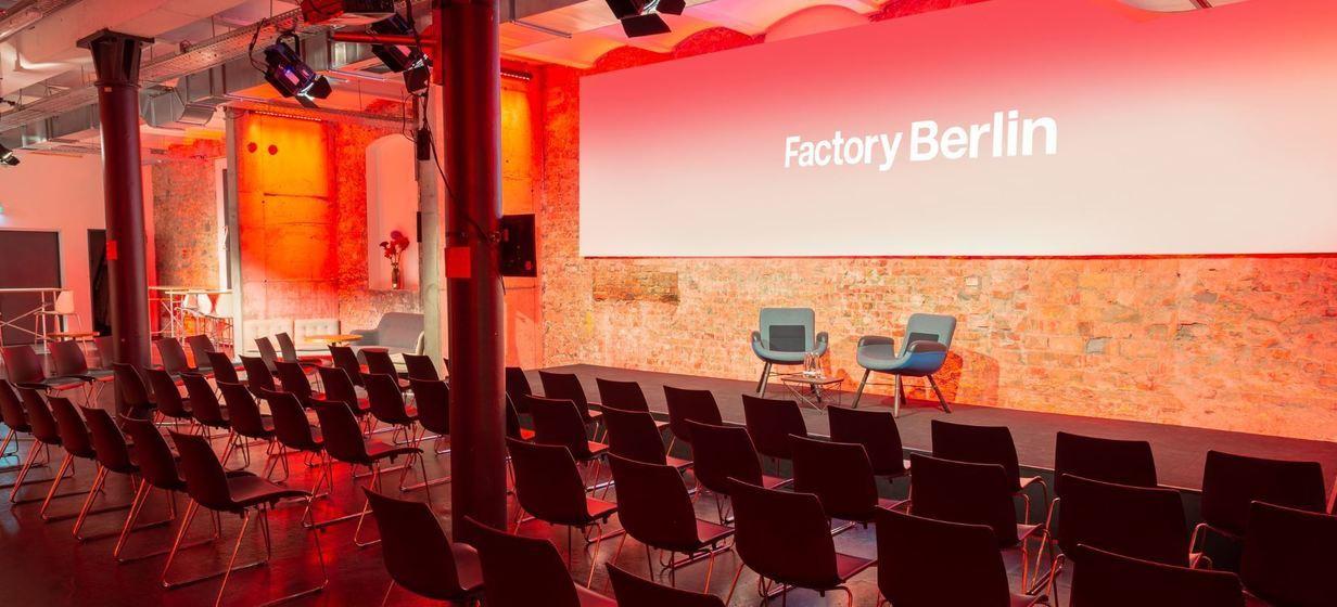 Factory Berlin  1