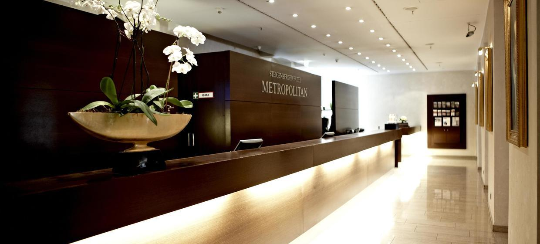 Steigenberger Hotel Metropolitan 6