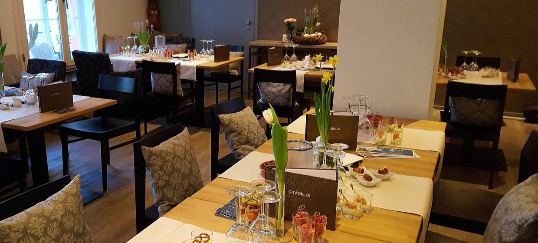 Citadelle — Bistro · Café · Restaurant 3