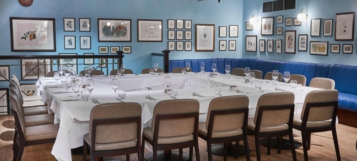 Spectacular Dining Spaces in Historic Setting 1