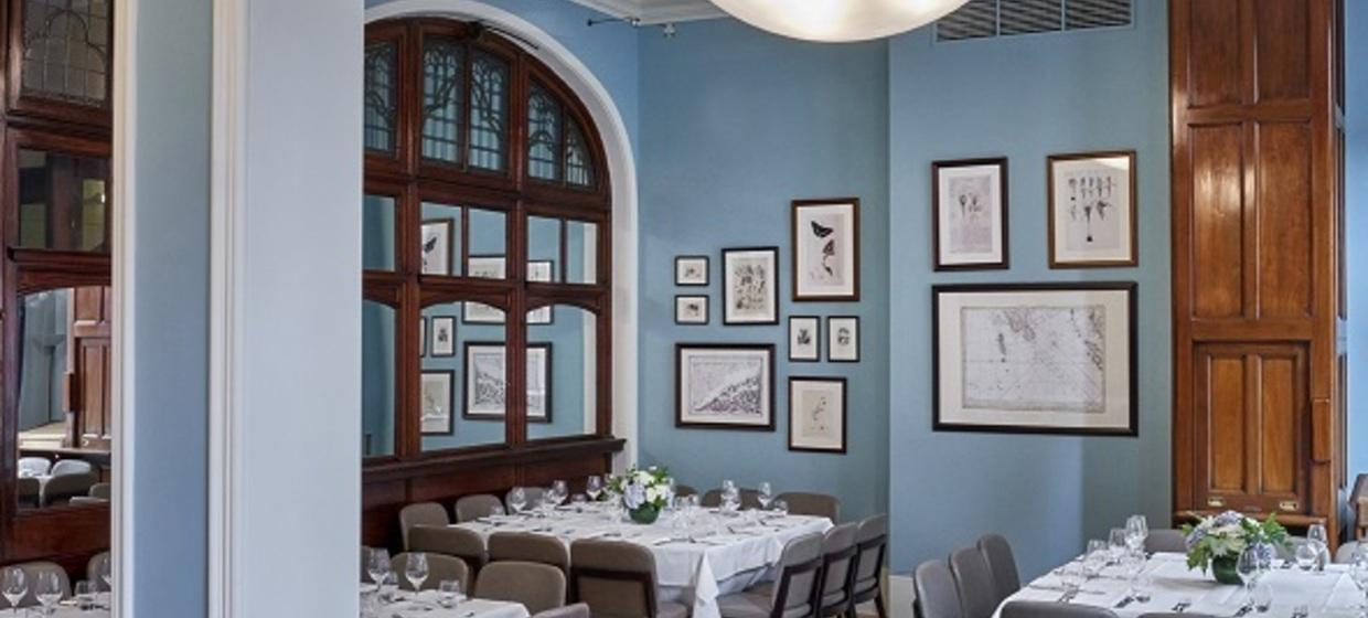 Spectacular Dining Spaces in Historic Setting 5
