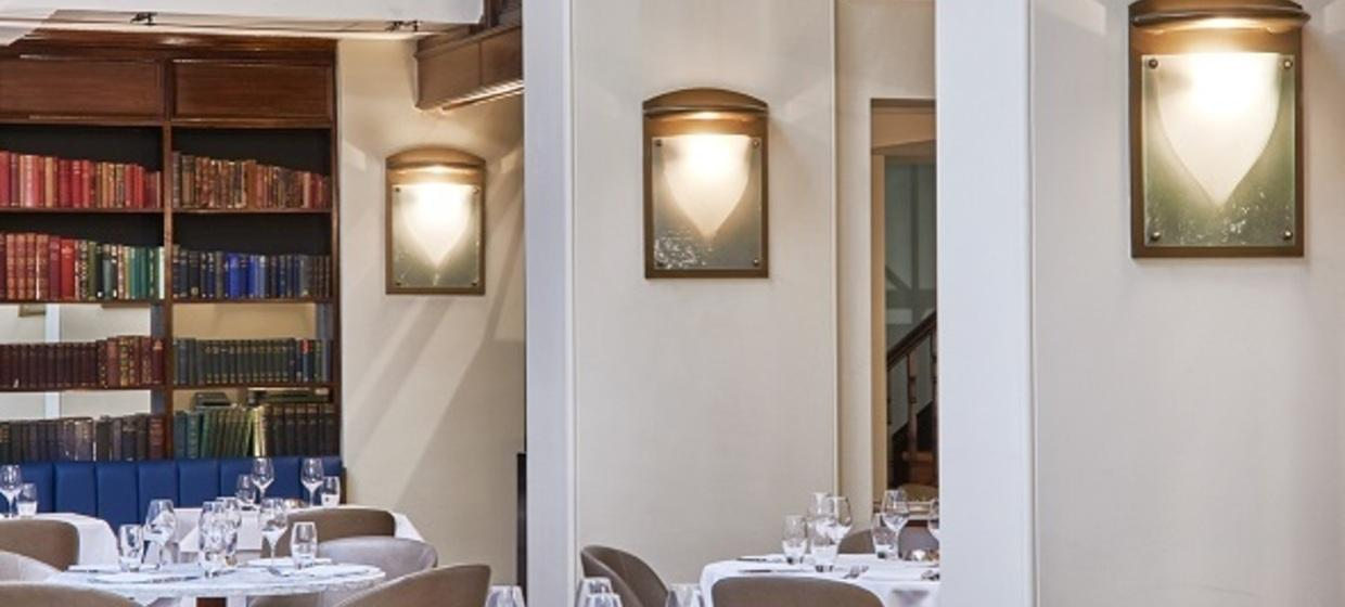 Spectacular Dining Spaces in Historic Setting 4