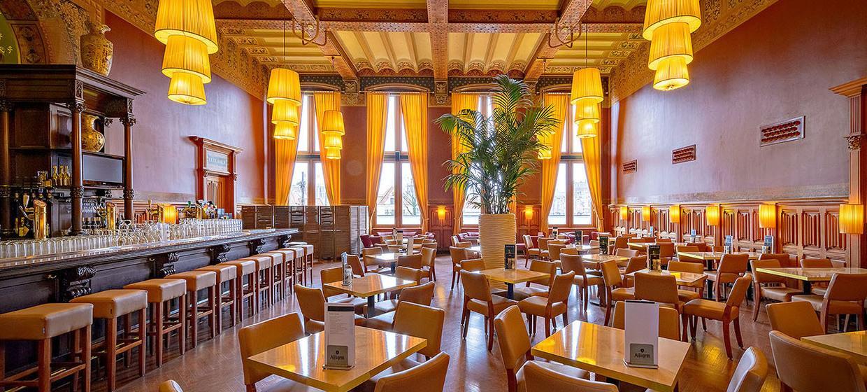 Grand Café Restaurant 1e Klas 7
