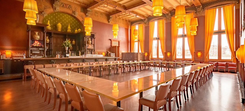 Grand Café Restaurant 1e Klas 1