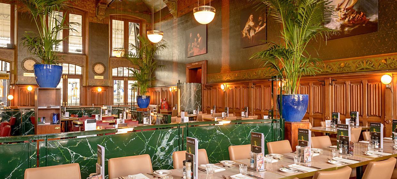 Grand Café Restaurant 1e Klas 8