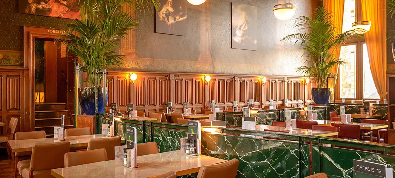 Grand Café Restaurant 1e Klas 9