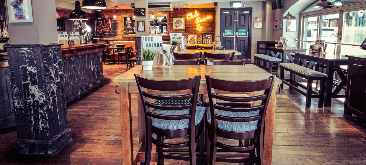 A Welcoming Pub with a Range of Spaces 1