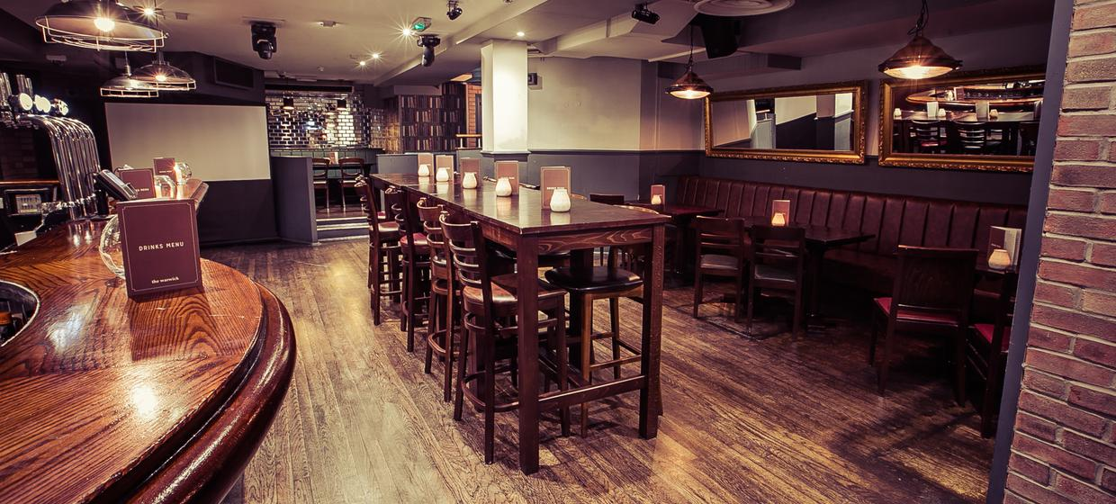 A Welcoming Pub with a Range of Spaces 5