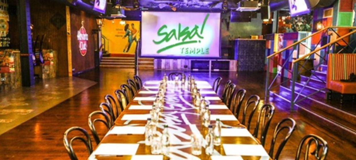 Industrial Style Latin Event Space 2
