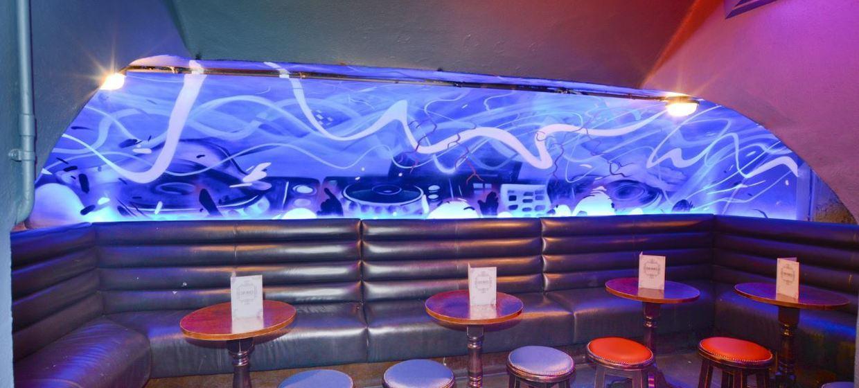 A Modern Venue with a Private Basement Nightclub 4