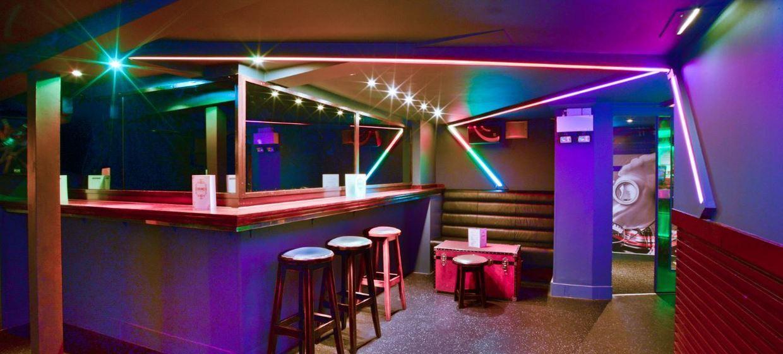 A Modern Venue with a Private Basement Nightclub 2