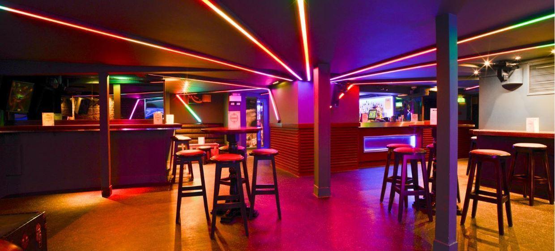 A Modern Venue with a Private Basement Nightclub 1