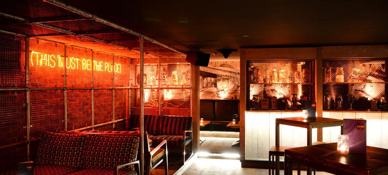 An Urban Inspired Bar with a Downstairs Nightclub  1