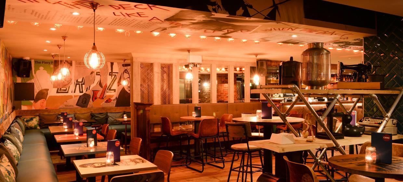 An Urban Inspired Bar with a Downstairs Nightclub  4