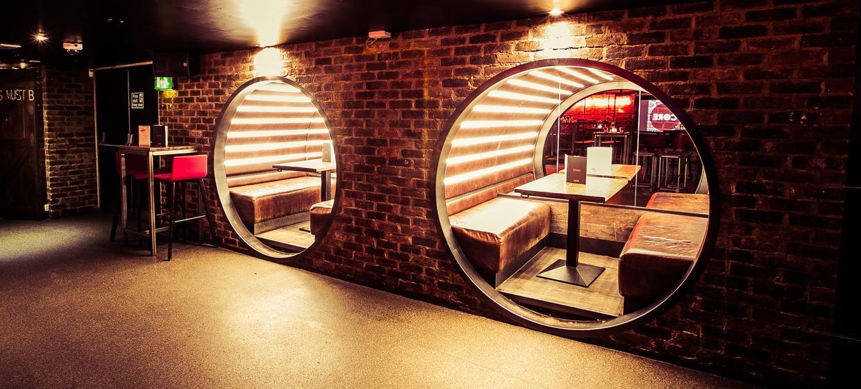 An Urban Inspired Bar with a Downstairs Nightclub  10