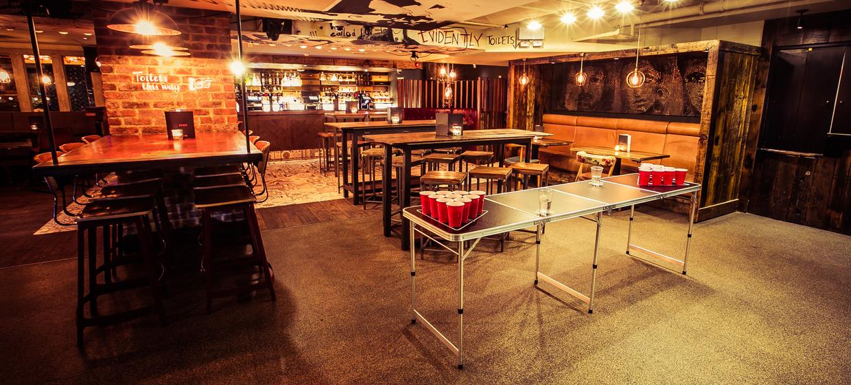 An Urban Inspired Bar with a Downstairs Nightclub  6