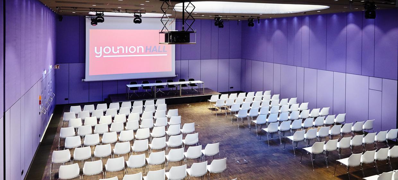 younionHALL Veranstaltungszentrum 1090 1