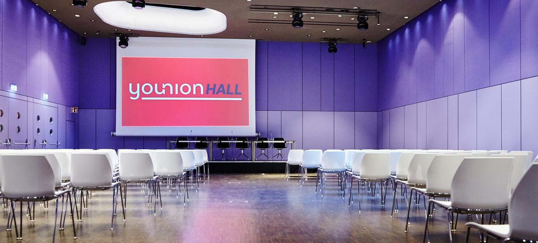 younionHALL Veranstaltungszentrum 1090 2