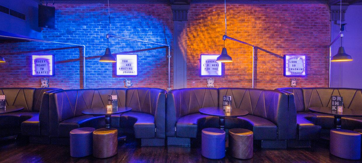 Large and Flexible Venue  16