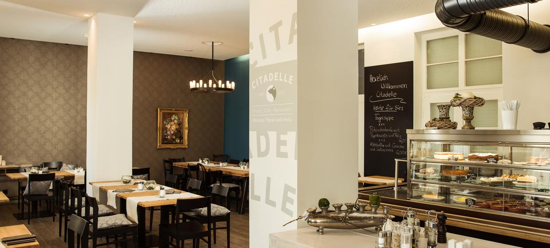 Citadelle — Bistro · Café · Restaurant 2
