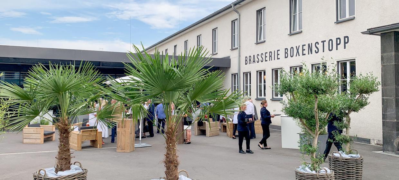 Brasserie Boxenstopp 6