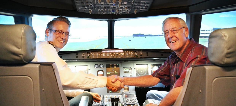 JetSim A320 Flugsimulator 6