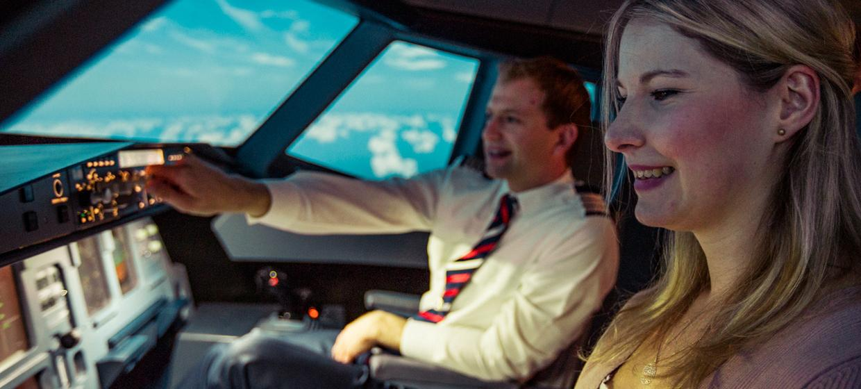 JetSim A320 Flugsimulator 15