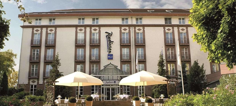 Radisson Blu Hotel Halle-Merseburg 8