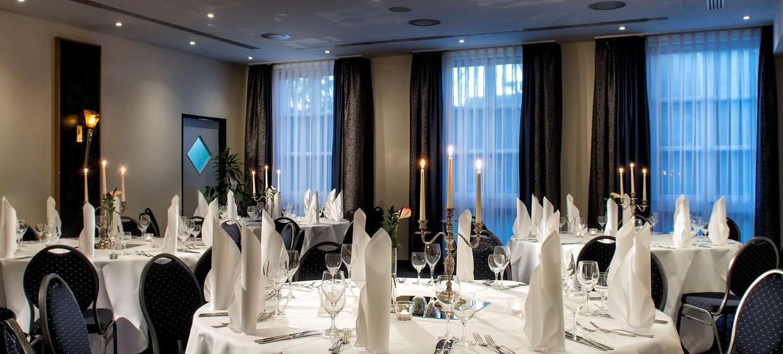 Radisson Blu Hotel Halle-Merseburg 1