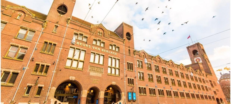 Amsterdam Conference Centre Beurs van Berlage 2