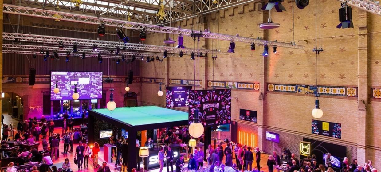 Amsterdam Conference Centre Beurs van Berlage 8