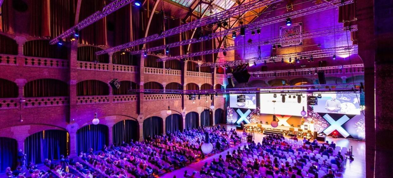 Amsterdam Conference Centre Beurs van Berlage 7
