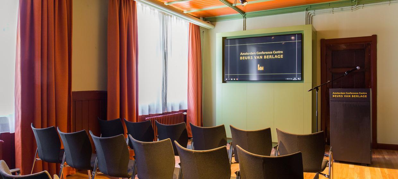 Amsterdam Conference Centre Beurs van Berlage 11