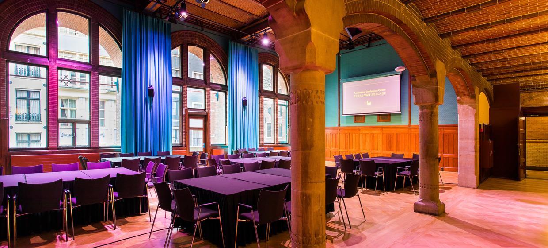 Amsterdam Conference Centre Beurs van Berlage 12