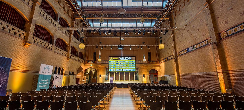 Amsterdam Conference Centre Beurs van Berlage 13