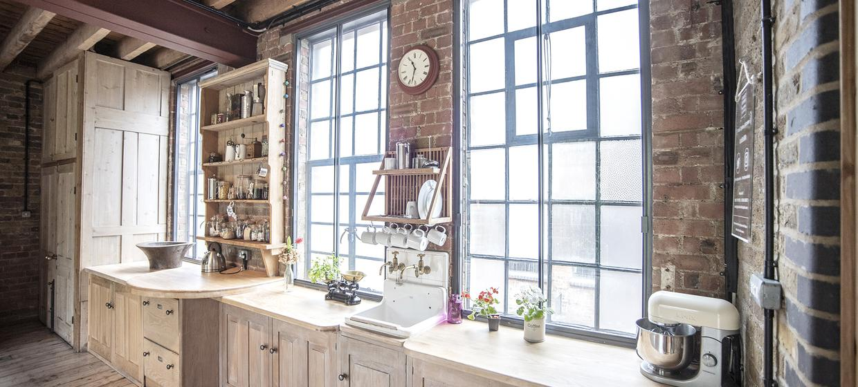 A Converted Victorian Factory  4