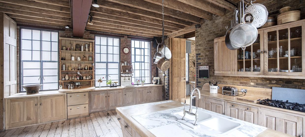 A Converted Victorian Factory  5