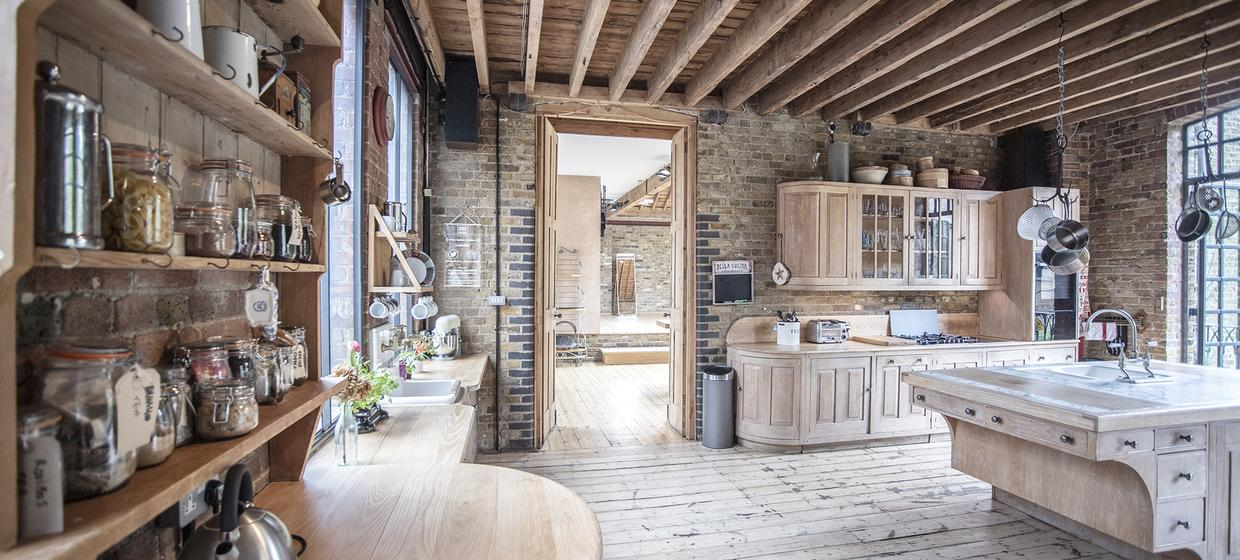 A Converted Victorian Factory  3