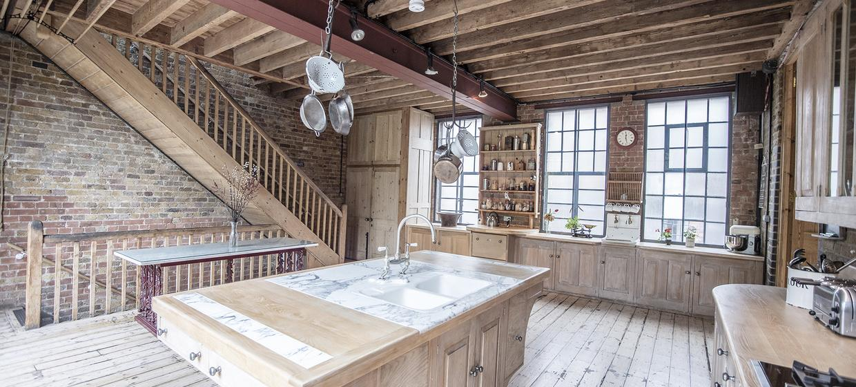 A Converted Victorian Factory  6