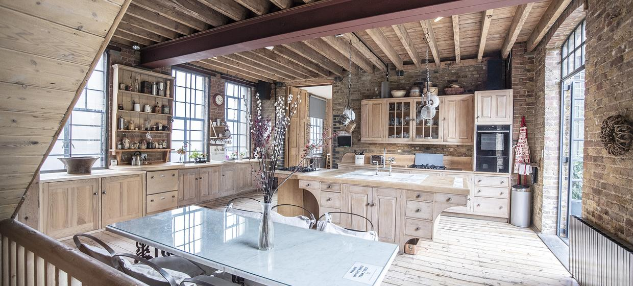 A Converted Victorian Factory  7