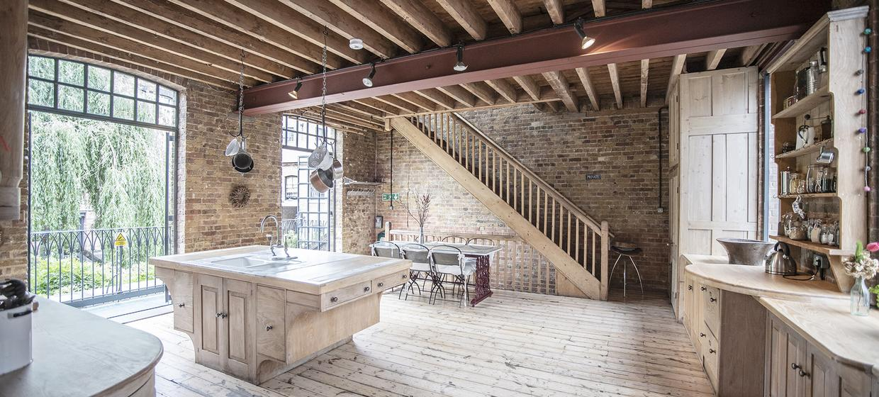 A Converted Victorian Factory  11