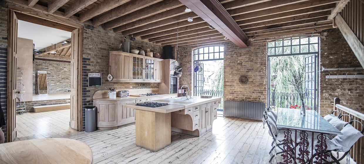 A Converted Victorian Factory  12