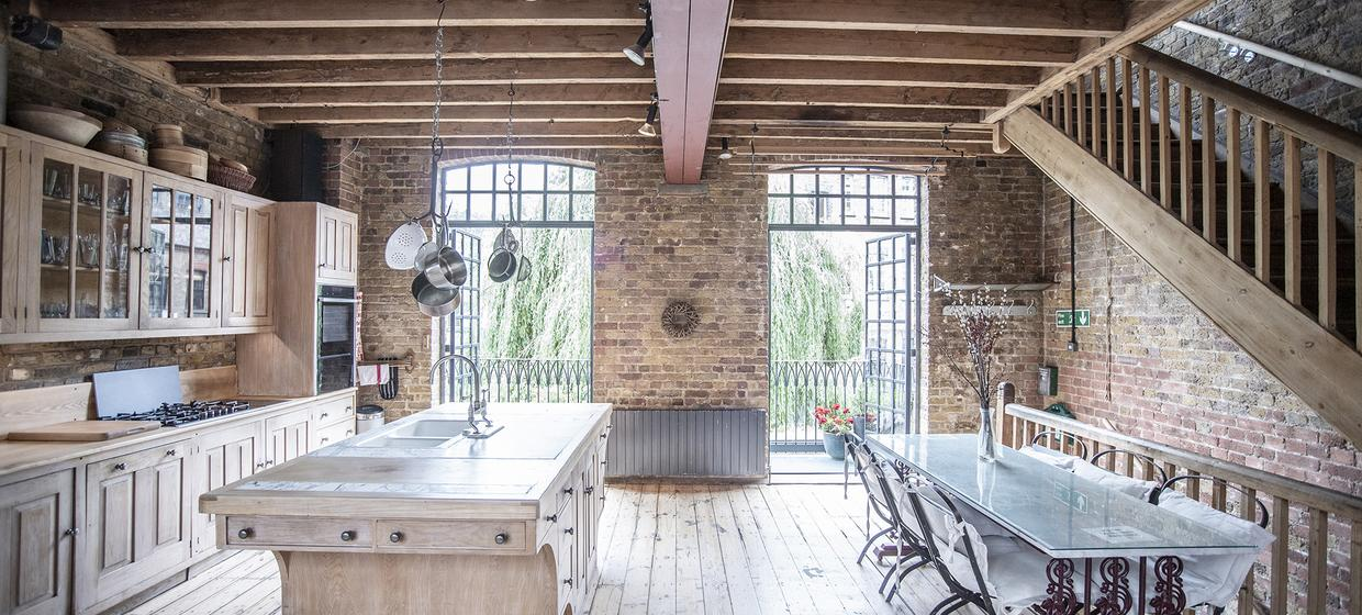 A Converted Victorian Factory  14