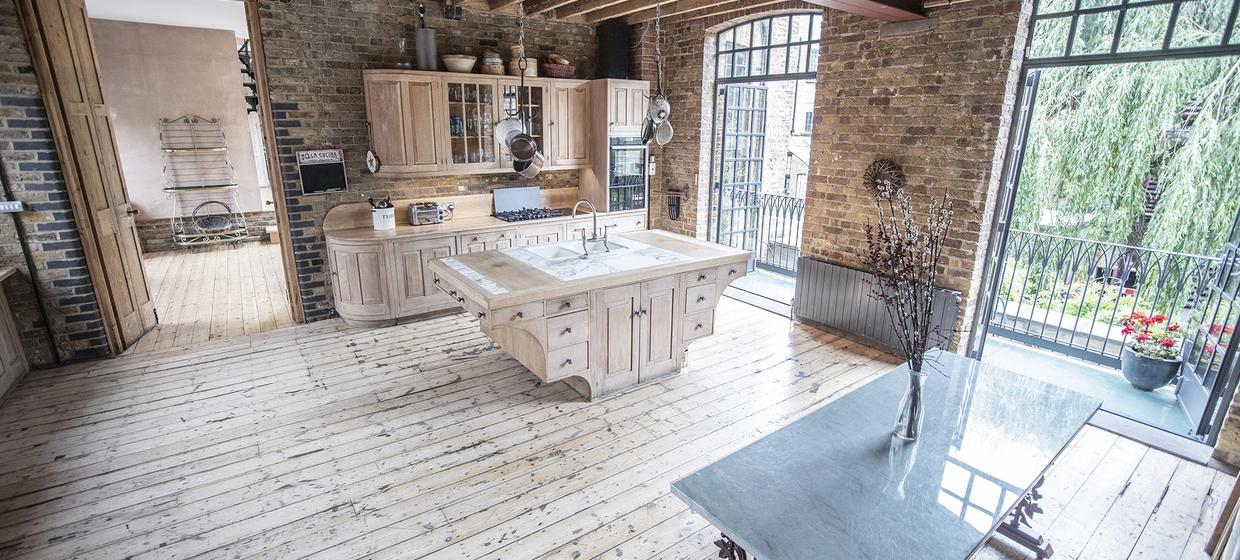 A Converted Victorian Factory  9