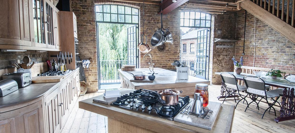 A Converted Victorian Factory  10