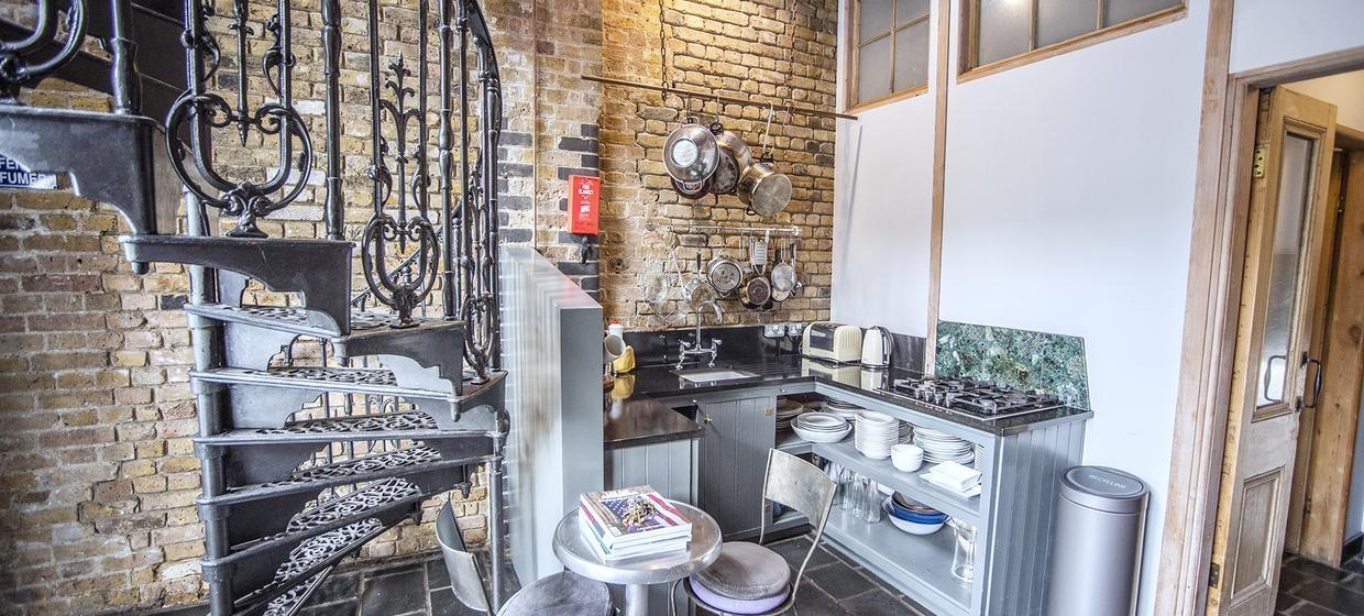 A Converted Victorian Factory  18