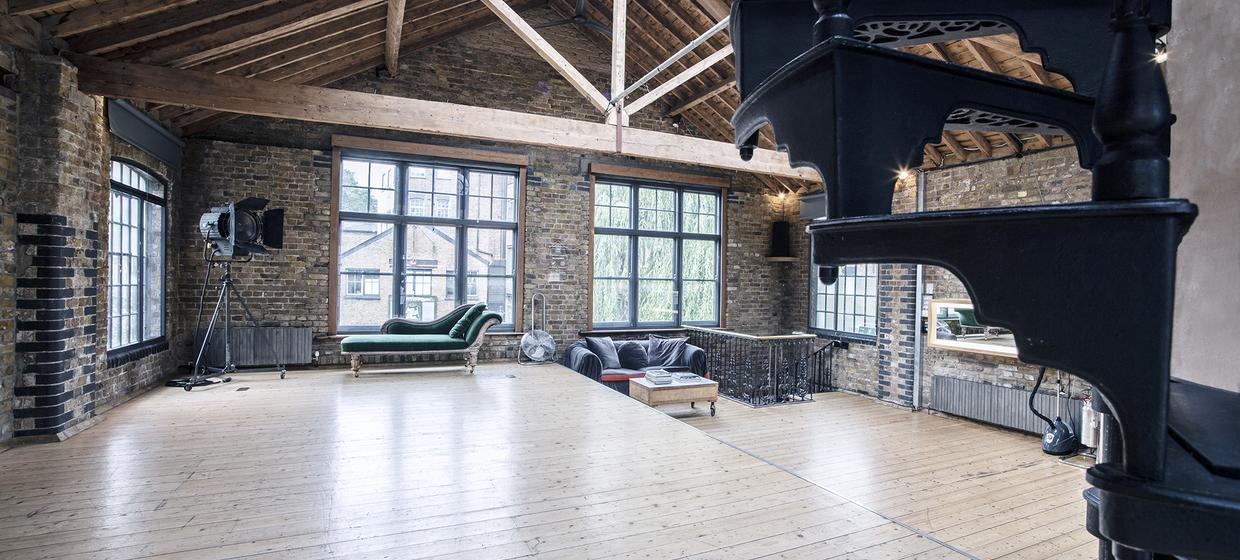 A Converted Victorian Factory  1