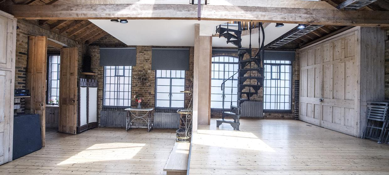A Converted Victorian Factory  21